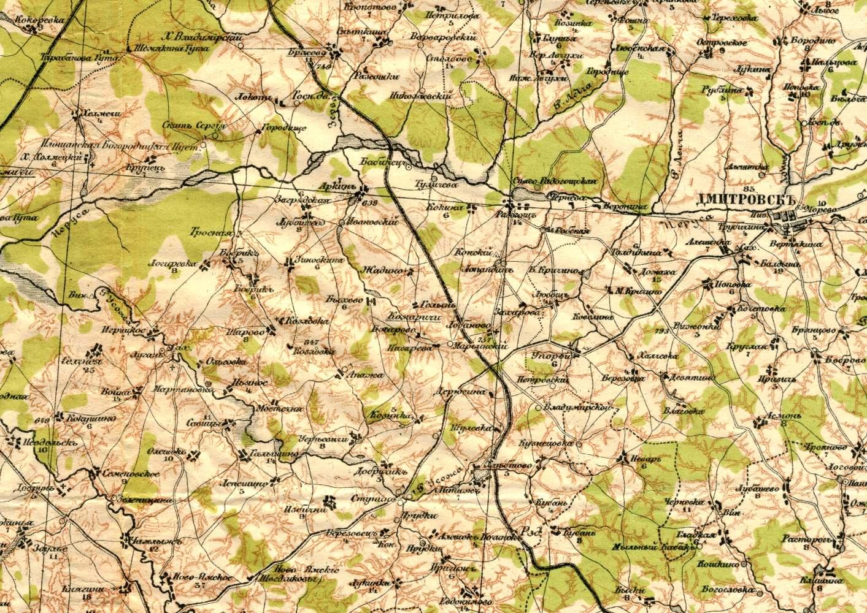 Топографическая Карта Орловского Уезда Бесплатно